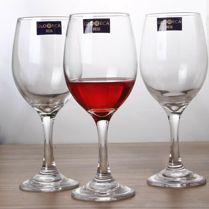 Gloreca Wine Glasses -6pc
