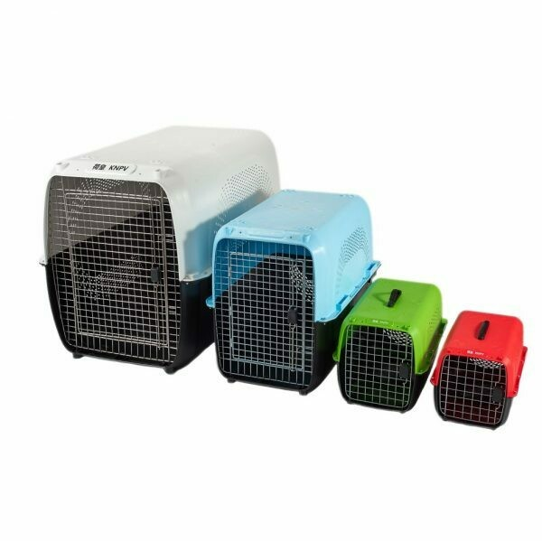 Acrylic Pet Carrier – IATA Approved Cage
