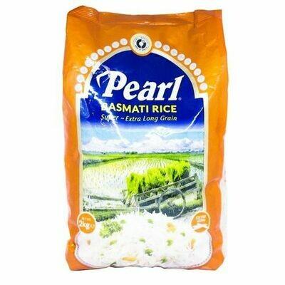Pearl Basmati Rice 4kg