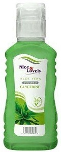Nice & Lovely Glycerine Aloe Vera 65 ml