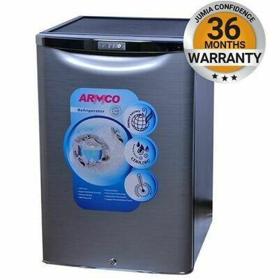 Armco ARF-101XR(S), 1 Door, Midi Bar Refrigerator, 71L - Black Small room refrigerator, Fridge