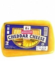 K.C.C Cheddar Cheese 250 g