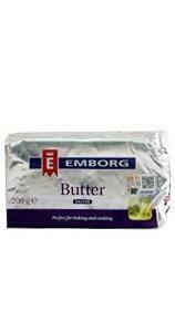 Emborg Butter Salted 200 g