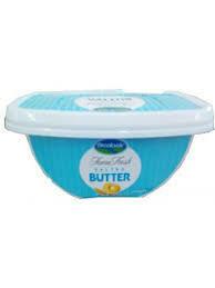 Brookside Butter Unsalted 250 g