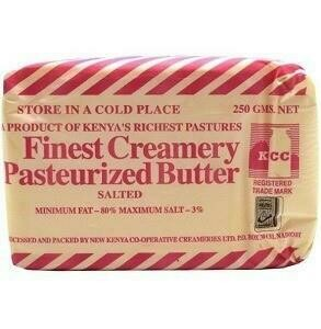 K.C.C Salted Butter 250 g