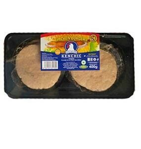 Kenchic Chicken Burgers 400 g 2 Pieces