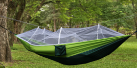 WEEKENDER HAMMOCK #WK012 Comes with strong hanging hooks can be used in Garden or Balcony