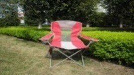 WEEKENDER DELUXE TWO HOLE CAMPING CHAIR #WK014