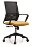 ANKO NEW CONCEPT L/BACK MESH OFFICE CHAIR BLK #MG288B