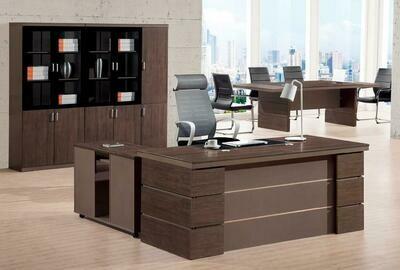 ANKO NEW CONCEPTS LUXURY OFFICE TABLE DESK 1.8M #MC1701