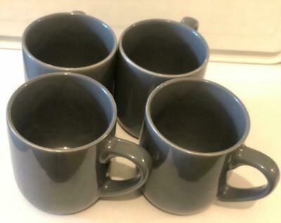 Ceramic Mugs -peco grey/ white