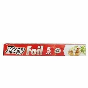 Fay Aluminium Foil 45 cm x 5 m