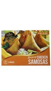 Al's Kitchen Chicken Samosas 5 Pieces