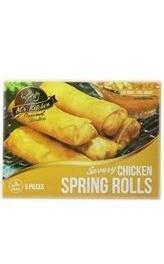 Al's Kitchen Chicken Spring Roll 5 Pieces