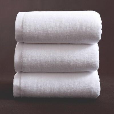 Soft white bathroom Towel 70*140 #Dgm