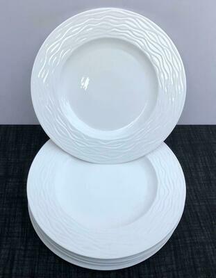 Ceramic Deep Soup Plate 2 piece set  Dish 14