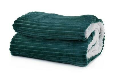 Mintra double sided blanket stripped 180*220cm (5*6 bed)