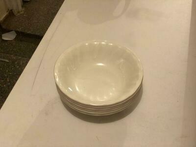 Melamine bowls 7