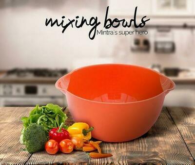 Mintra plastic mixing bowl ref 03553