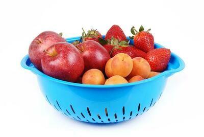 Mintra plastic Fruit Colander 3.5L REF 03552