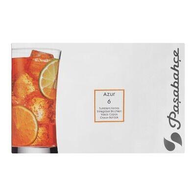Azur Juice/water Tumbler 300cc #420055