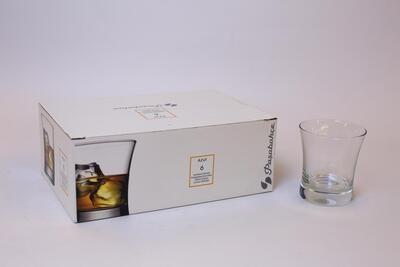 Pasabahce Azur whisky Glasses 240cc #420014