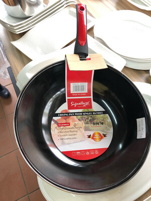 Signature Wok pan 32cm
