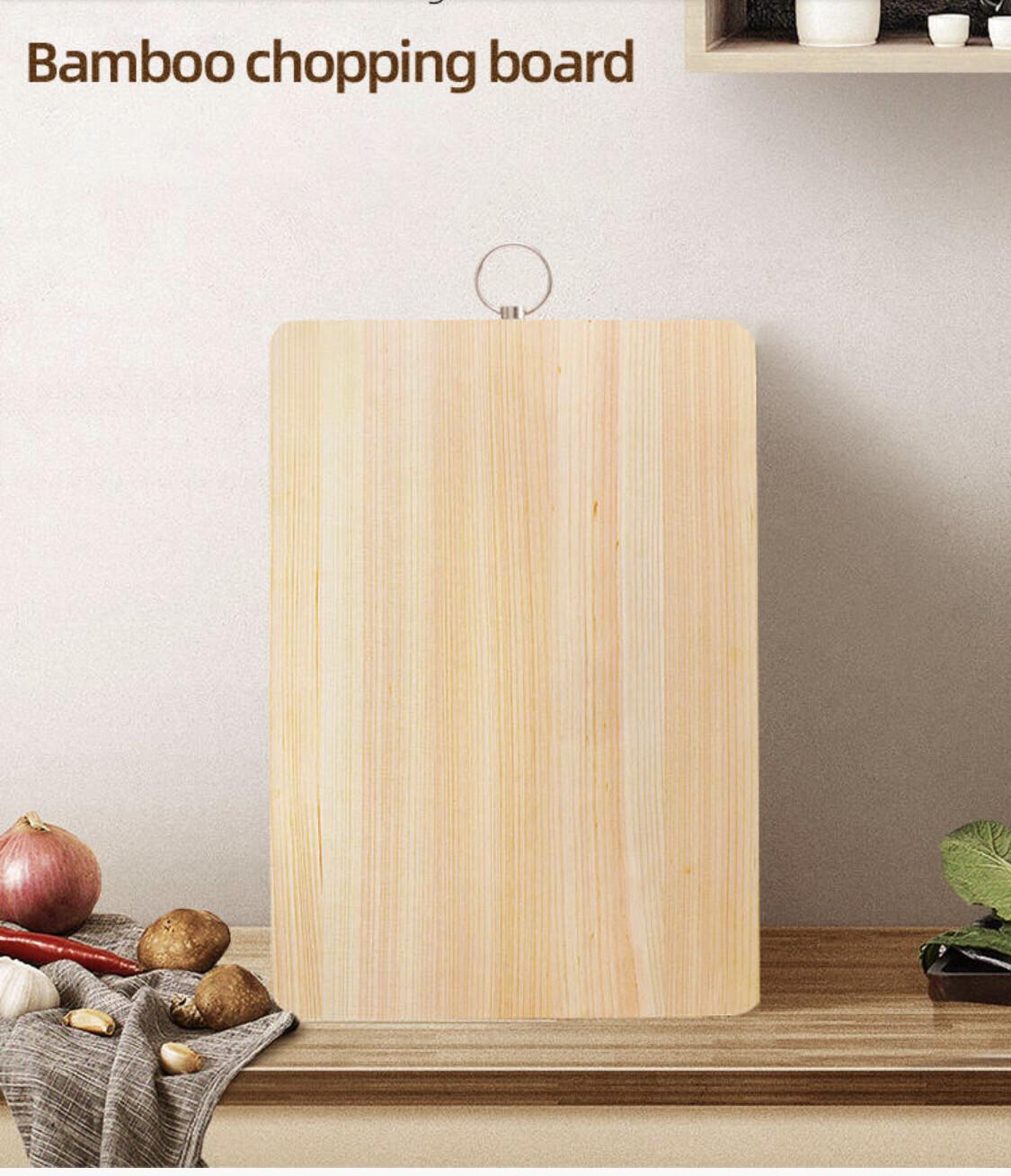Bamboo Chopping Board/cutting Board 41.5x29x23cm
