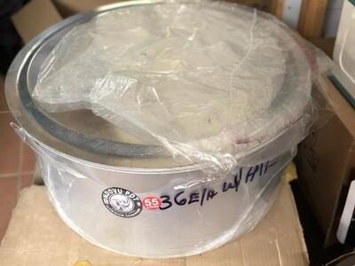 CHUI aluminium heavy duty sufuria with lid 55Litres