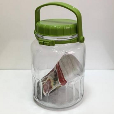 Pasabahce Harvest Bella Glass Jar 3L