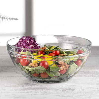 Pasabahce Chefs Serving Glass Bowl 261mm #53593