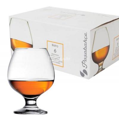 Pasabahce Cognac Glasses #44188 Set Of 6