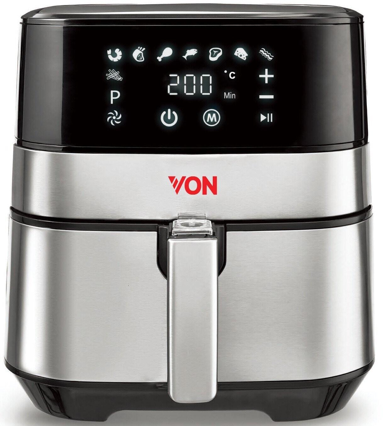 Von Hotpoint VSYA55MTX Air Fryer 5.5L