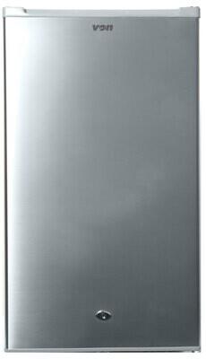 Von Hotpoint HRD-101S/VARM-10DHS Mini Fridge 92L - Silver