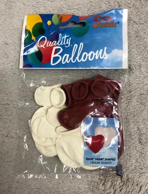 Fantasia Themed Balloons 10pk
