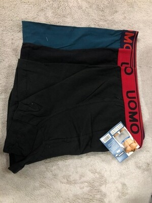 Uomo Men's Boxers Underwear 3pack-M