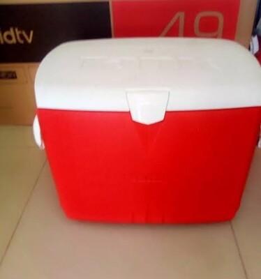 Tank cooler box 23L