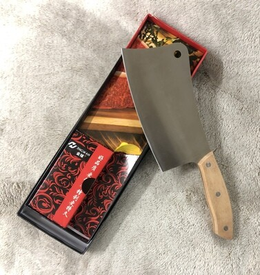 JIngwah Butchers Knife cleaver 27cm x9cm