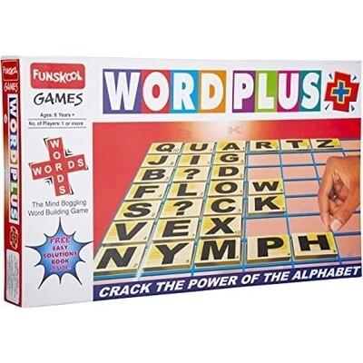 Funskool WORDPLUS game
