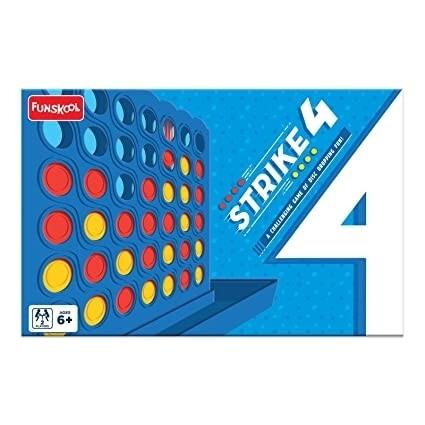 Funskool STRIKE 4 game
