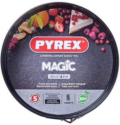 Pyrex Magic Non-Stick Cake oven baking Pan 26cm