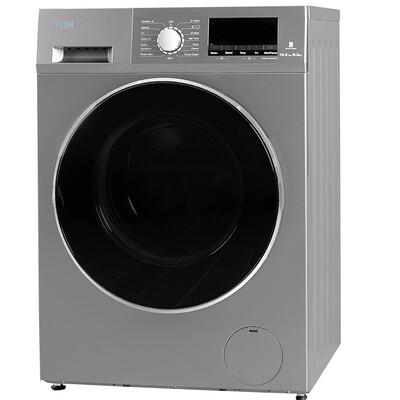 Von Hotpoint VAWD-106FGS Washer & Dryer Front Load 10/6 KG - Silver