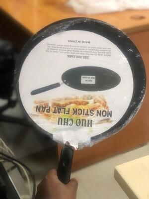 Chapati pan flat 32cm