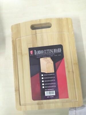 Bamboo chopping Board 26x36CM