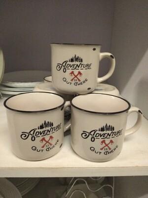 Sbest Adventure Mug set of 6