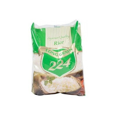 Rice at Home 224 long grain 5kg+2kg free