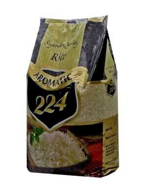 RICE at home 224 aromatic rice 5kg+2kg free