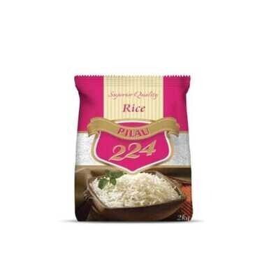 RICE AT HOME 224 pilau rice 6kg