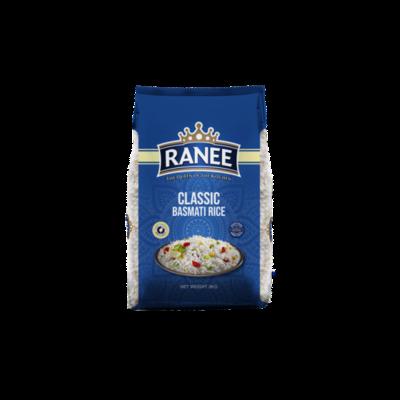 RICE AT HOME Ranee classic basmati 5kg +2kg free