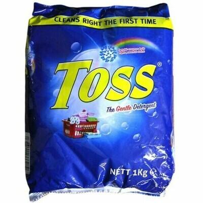 Bathroom Bully: Toss detergent powder 1kg (3pcs)